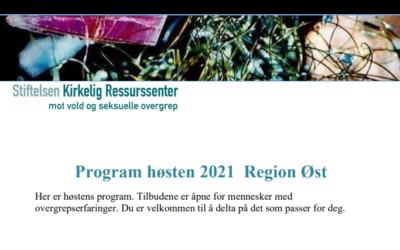 Her er høstens program for 2021